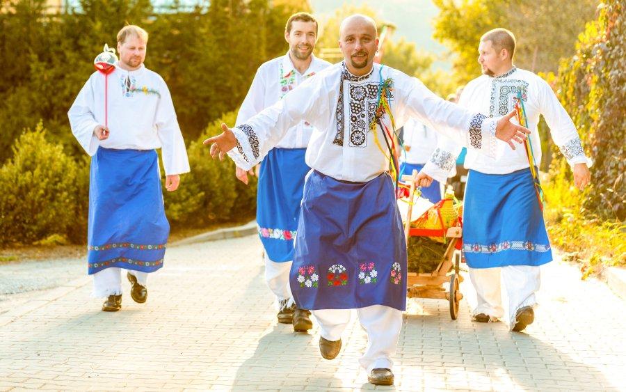 Vinobraní a další podzimní vinařské akce (nejen) na jižní Moravě