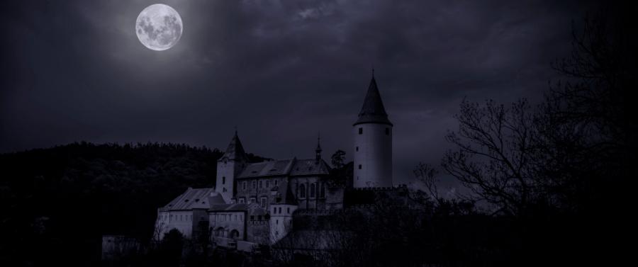 Objevte to NEJ z Česka: 10 NEJstrašidelnějších míst v Česku + 4 tajné tipy