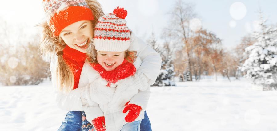 Veľký prehľad: Kam s deťmi v zime na hory v Česku a tipy na výlety pre celú rodinu