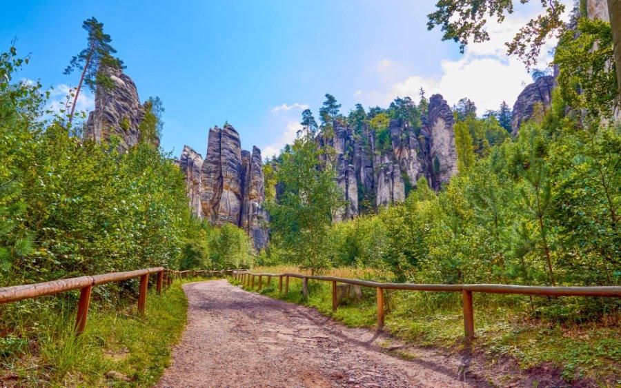 Objavte to NAJ z Česka: 10 NAJkrajších skalných miest