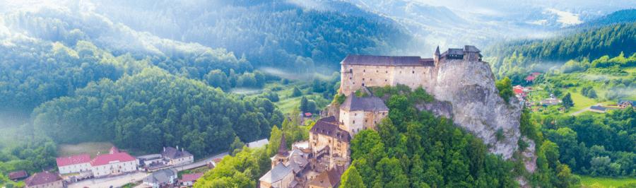 Objavte to NAJ zo Slovenska: 9+1 NAJkúzelnejších hradov, kde sa písali dejiny