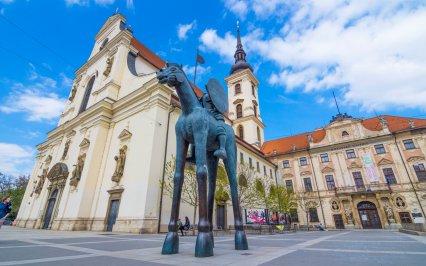 Co podniknout ve dvou či s rodinou během víkendu v Brně a Moravském krasu?