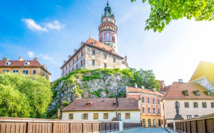 Objavte to NAJ z Česka: 14 NAJkrajších zámkov (nielen) z rozprávok