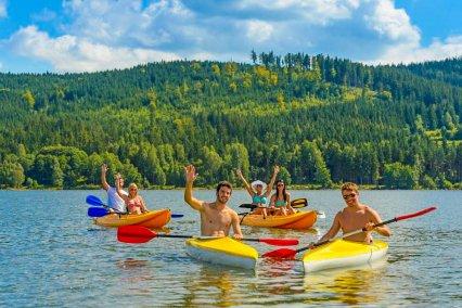 Objevte to NEJ z Česka: 8 NEJlepších míst, kde si budete připadat jako u moře