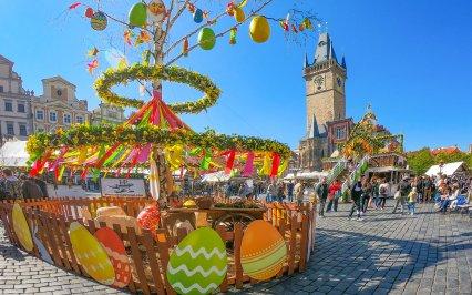 Veľkonočné trhy u nás a vo svete alebo privítanie príchodu jari
