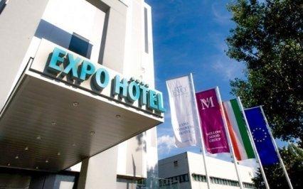 Cestovní deník: Expo Congress Hotel ****