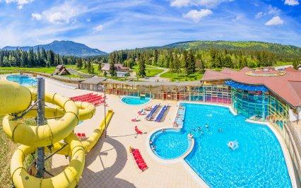 Objavte to NAJ zo Slovenska: 9 NAJlepších aquaparkov (nielen) na letnú zábavu