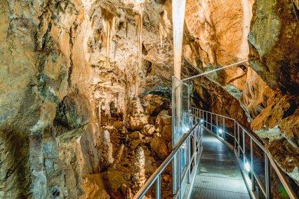 Objevte to NEJ z Česka: 10 NEJkrásnějších jeskyní
