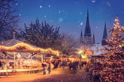 Vianočné trhy naprieč strednou Európou: Kam za tradíciou a kvalitou?