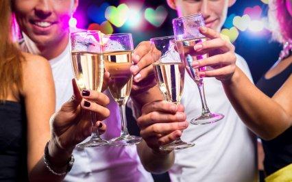 Silvestrovská párty ve velkém stylu. Oslavujte letos až tři dny!