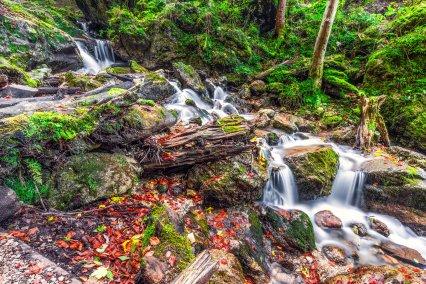 Objavte to NAJ zo Slovenska: 10 NAJkrajších vodopádov, ktoré musíte vidieť