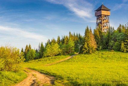 Objevte to NEJ z Česka: 6 NEJzajímavějších rozhleden aneb vydejte se až do oblak