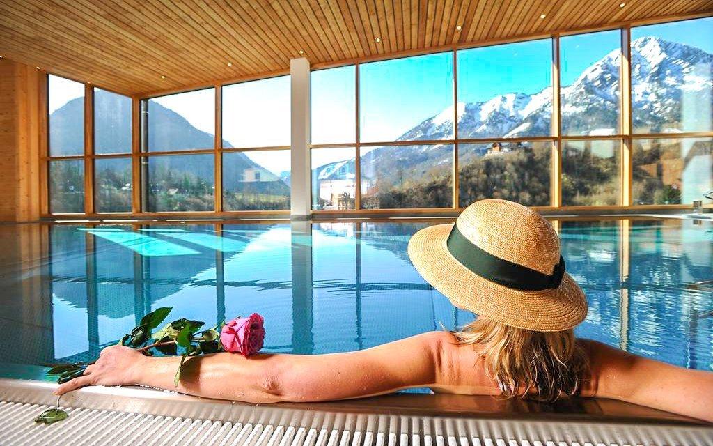 Rakousko ve Spa Hotelu Erzherzog Johann **** s wellness, polopenzí a masáží