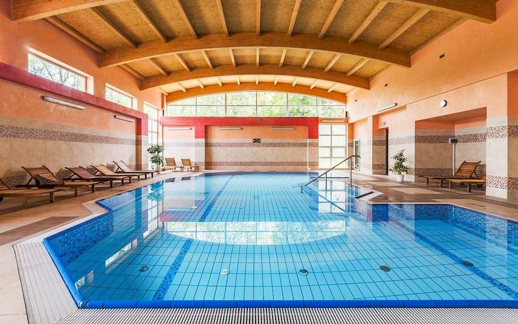 Polsko v Hotelu Kudowa **** s wellness a polopenzí jen 5 minut od hranic