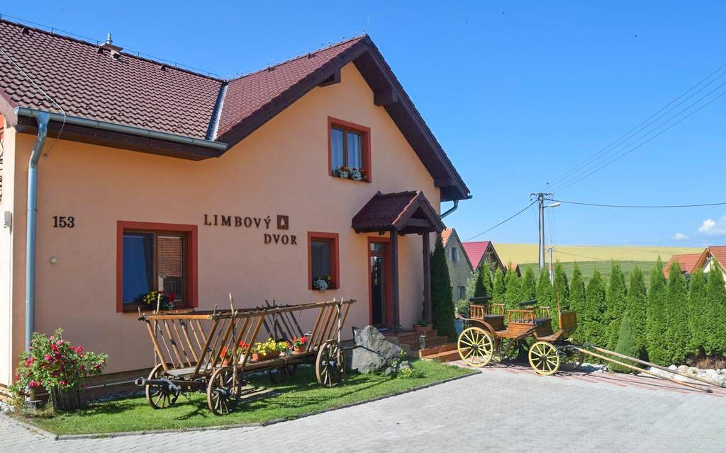 Vysoké Tatry v penzionu Limbový dvůr se snídaní a vstupem do Thermal Parku
