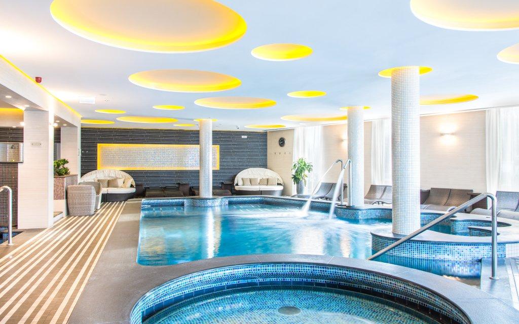 Balaton: luxusní pobyt v Aura Hotelu **** s neomezeným wellness a polopenzí