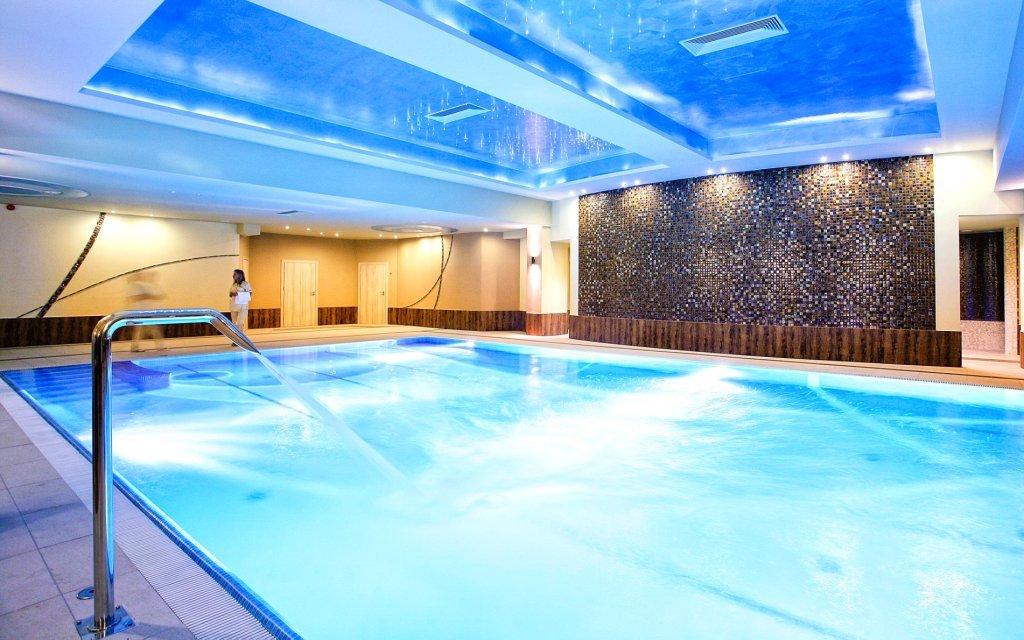 Luxusní wellness u Krakova v Hotelu Mercure Conference & Spa **** s polopenzí