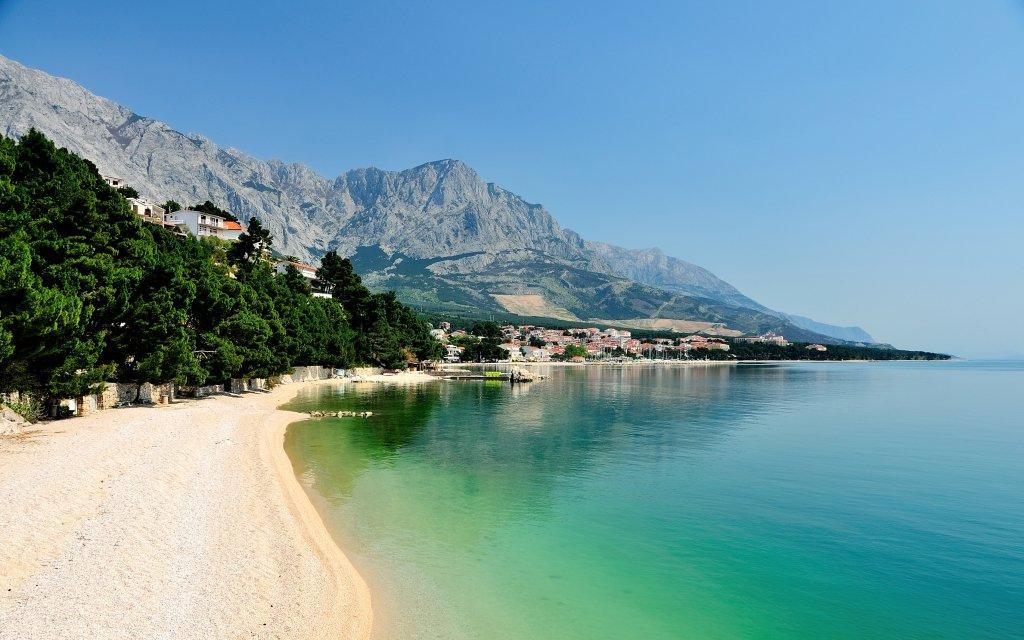 Chorvatsko: Apartmani Kraris u Karlobagu pro 2 - 5 osob jen 200 metrů od moře