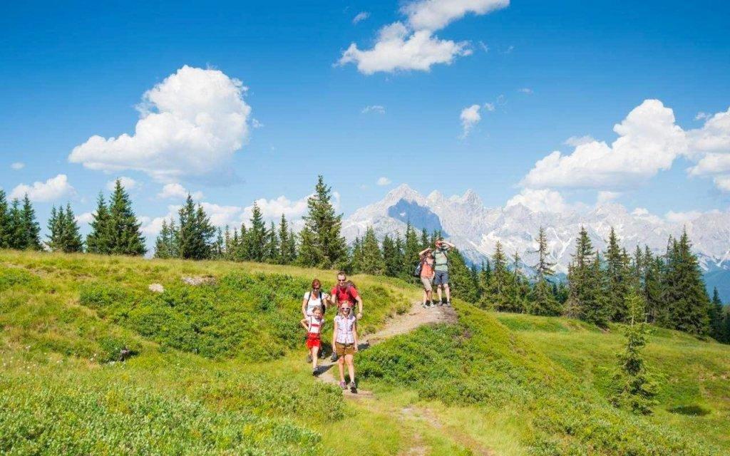 Rakousko: Pension Bachseitenhof se saunou, polopenzí a Salzburger Card