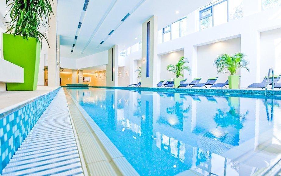 Hotel ABACUS Business & Wellness ****+ s plnou penzí a wellness u Budapešti