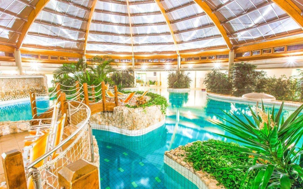 Maďarsko luxusně v Gotthard Therme Hotelu **** + all inclusive nápoje a lázně