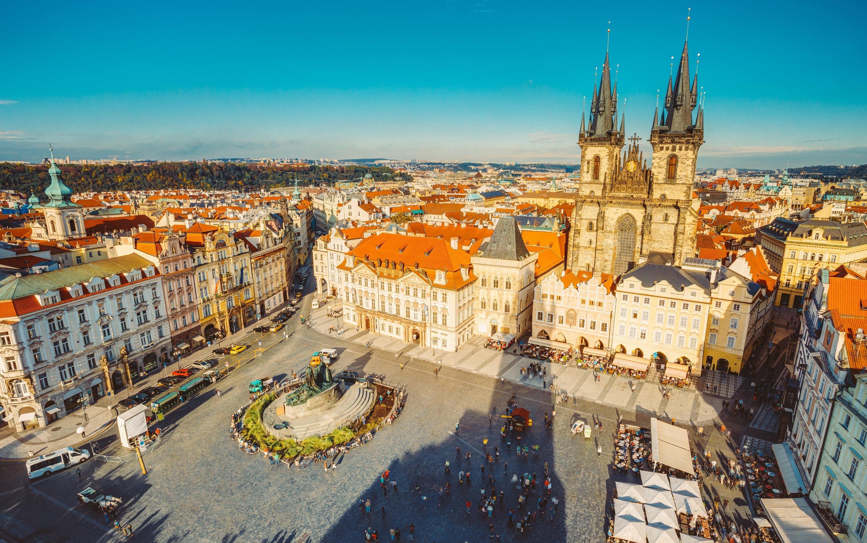 Praha: Poznejte krásy hlavního města přímo z centra z apartmánů Old Town Home Prague s lahví sektu a snídaní